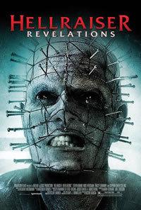 locandina del film HELLRAISER REVELATIONS