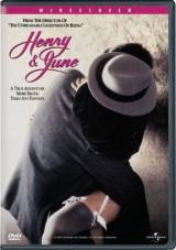 locandina del film HENRY & JUNE