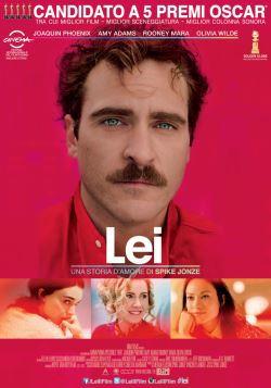locandina del film LEI