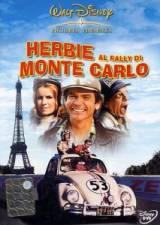 locandina del film HERBIE AL RALLY DI MONTECARLO