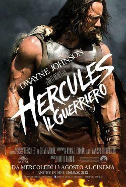 locandina del film HERCULES - IL GUERRIERO