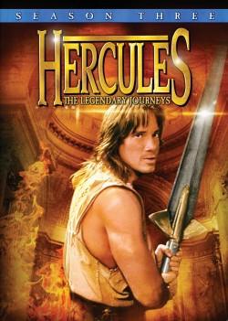 locandina del film HERCULES - STAGIONE 3