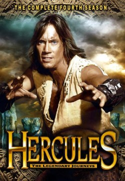locandina del film HERCULES - STAGIONE 4