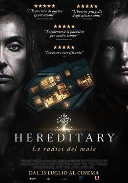 locandina del film HEREDITARY - LE RADICI DEL MALE