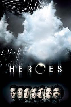 locandina del film HEROES - STAGIONE 1