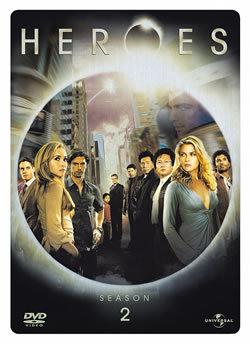 locandina del film HEROES - STAGIONE 2