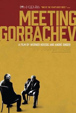 locandina del film HERZOG INCONTRA GORBACIOV