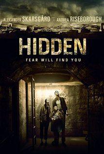locandina del film HIDDEN (2015)