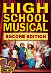 locandina del film HIGH SCHOOL MUSICAL
