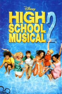 locandina del film HIGH SCHOOL MUSICAL 2