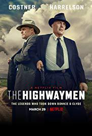 locandina del film HIGHWAYMEN - L'ULTIMA IMBOSCATA