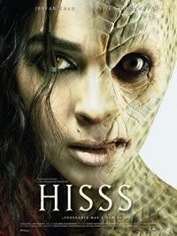 locandina del film HISSS