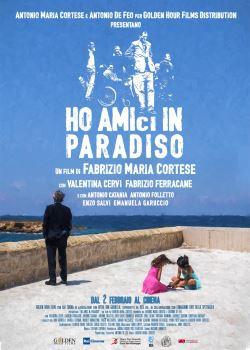 locandina del film HO AMICI IN PARADISO