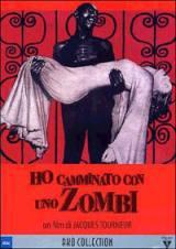 locandina del film HO CAMMINATO CON UNO ZOMBIE