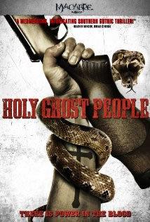 locandina del film HOLY GHOST PEOPLE