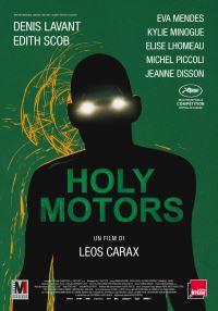 locandina del film HOLY MOTORS