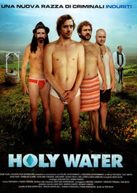 locandina del film HOLY WATER
