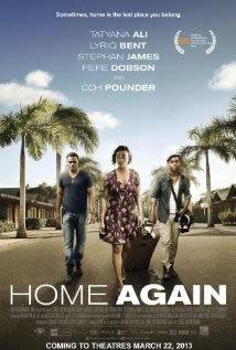 locandina del film HOME AGAIN