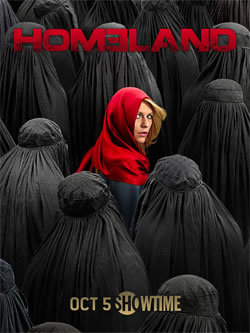 locandina del film HOMELAND - CACCIA ALLA SPIA - STAGIONE 4
