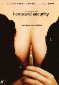 locandina del film HOMELAND SECURITY