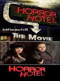 locandina del film HORROR HOTEL THE MOVIE