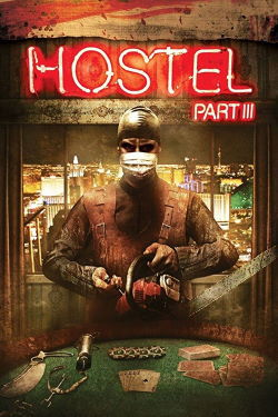 locandina del film HOSTEL 3