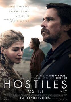 locandina del film HOSTILES - OSTILI