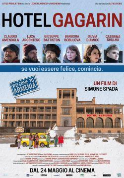 locandina del film HOTEL GAGARIN