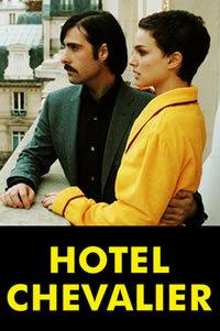 locandina del film HOTEL CHEVALIER