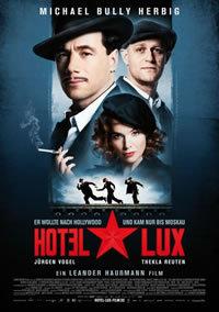 locandina del film HOTEL LUX