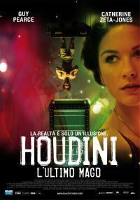 locandina del film HOUDINI, L'ULTIMO MAGO