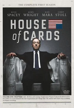 locandina del film HOUSE OF CARDS - STAGIONE 1