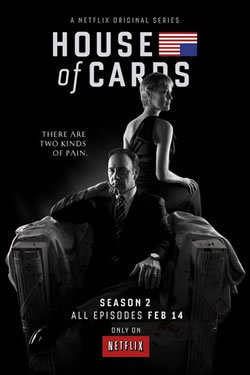 locandina del film HOUSE OF CARDS - STAGIONE 2