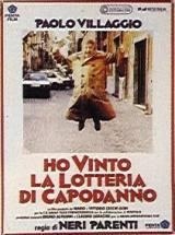 locandina del film HO VINTO LA LOTTERIA DI CAPODANNO