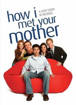 locandina del film HOW I MET YOUR MOTHER - STAGIONE 1