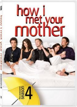 locandina del film HOW I MET YOUR MOTHER - STAGIONE 4