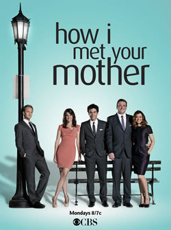 locandina del film HOW I MET YOUR MOTHER - STAGIONE 7