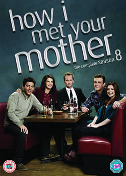 locandina del film HOW I MET YOUR MOTHER - STAGIONE 8