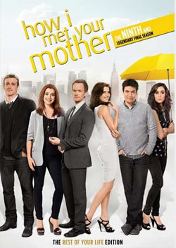 locandina del film HOW I MET YOUR MOTHER - STAGIONE 9