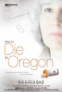 locandina del film HOW TO DIE IN OREGON