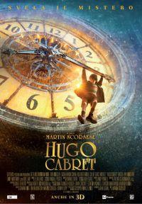 locandina del film HUGO CABRET