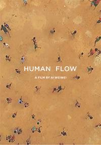 locandina del film HUMAN FLOW