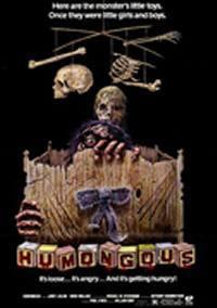 locandina del film HUMONGOUS