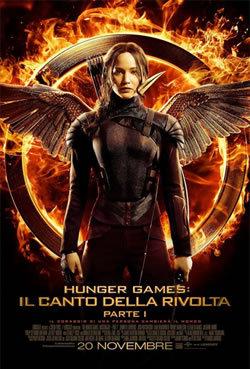 Hunger Games – Il Canto della Rivolta: Parte 1 (2014)