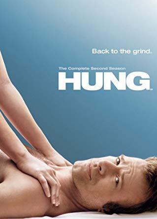 locandina del film HUNG - RAGAZZO SQUILLO - STAGIONE 2