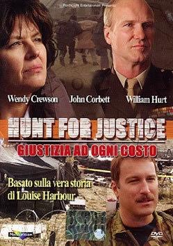 locandina del film HUNT FOR JUSTICE - GIUSTIZIA AD OGNI COSTO