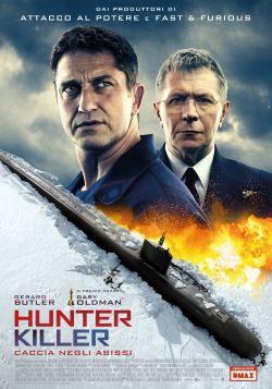 locandina del film HUNTER KILLER - CACCIA NEGLI ABISSI