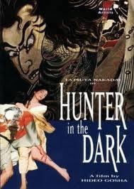 locandina del film HUNTER IN THE DARK