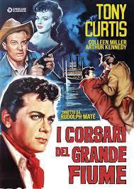 locandina del film I CORSARI DEL GRANDE FIUME