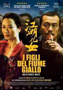 locandina del film I FIGLI DEL FIUME GIALLO